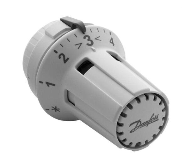 Danfoss Thermostatkopf RAW 013G5110 mit Nullstellung
