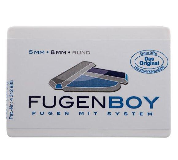 Fugenboy 5mm - 8mm - rund (3er-Set)