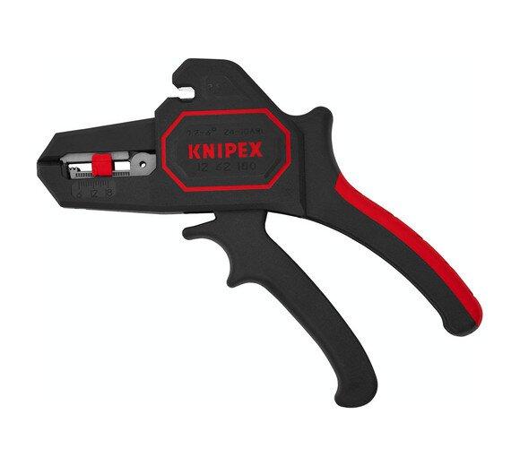 Knipex Selbsteinstellende Abisolierzange 180mm 1262180