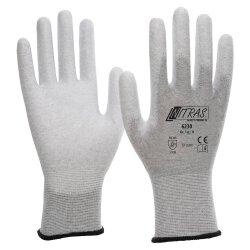 Nitras ESD-Handschuh 6230 S Gr. 6
