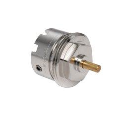 Heimeier Adapter für Giacomini 9700-33.700