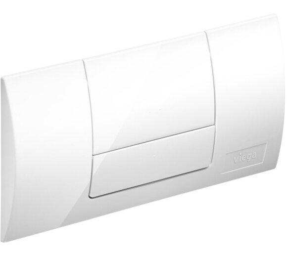 Viega 449001 Standard Betätigungsplatte alpinweiß 8180.10