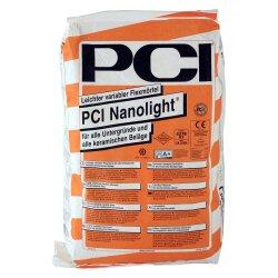 PCI Nanolight 15 kg Flexmörtel