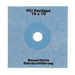 PCI Pecitape 10x10 Dichtmanschette Rohrdurchführungen