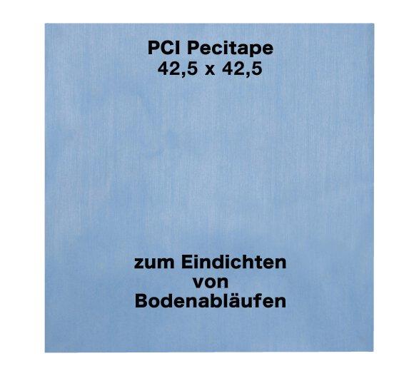PCI Pecitape Dichtmanschette 42,5x42,5 cm