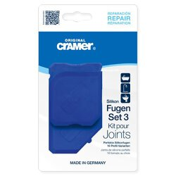 Cramer Silikon-Fugen-Set 3 Stück 247376