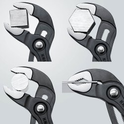 Knipex Wasserpumpenzange Cobra 250mm 8701250