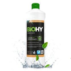 BiOHY Creme Seife, hautfreundlich, pH-neutral, 1l