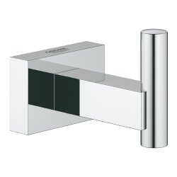 Grohe Essentials Cube Bademantelhaken eckig chrom 40511001