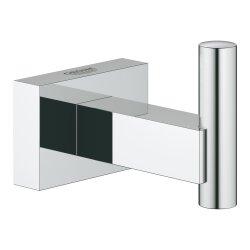 Grohe Essentials Cube Bademantelhaken eckig chrom 40511001