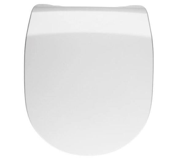 Pressalit Connexion mit Absenkautomatik WC-Sitz weiß 980011-DE9999