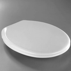 Pressalit 1000 Standard WC-Sitz weiß 304000-BG4999
