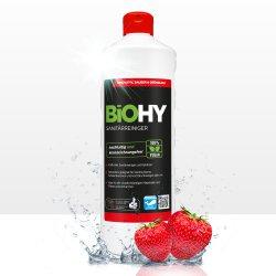 BiOHY Sanitärreiniger, Bad-Reiniger- Bio-Konzentrat, 1l