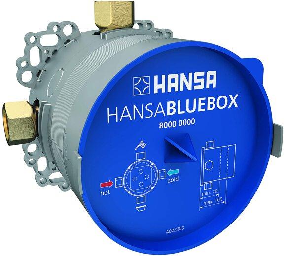 Hansa Unterputzkörper ohne Vorabsperrung 75-105mm Einbautiefe 80000000