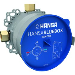 Hansa Unterputzkörper ohne Vorabsperrung 75-105mm...