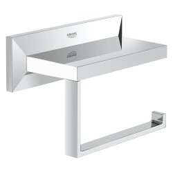 Grohe WC-Papierhalter Allure Brilliant chrom 40499000