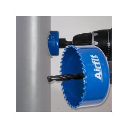 Airfit Schraub Abzweig DN110x50 21050AZ