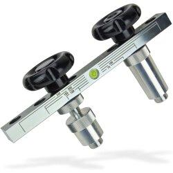 Otto Haas Montagehilfe (Wasserwaage), Aluminium 3958