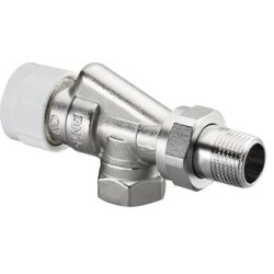 Oventrop Thermostatventil Baureihe AV 9 Axial...