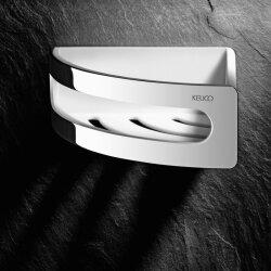 KEUCO Eckduschkorb ELEGANCE aus Metall verchromt 11657010000