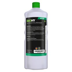 BiOHY Ultraschallreiniger, Bio-Konzentrat, 1l