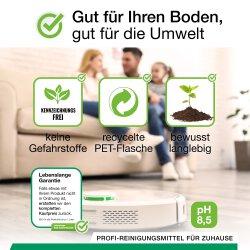 BiOHY Bodenreiniger für Wischroboter, Bodenwischpflege, 1l