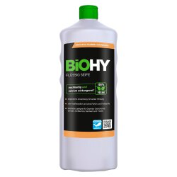 BiOHY Flüssig Seife, Handseife, Waschlotion 1l