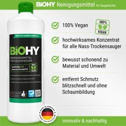 BiOHY Scheuermilch, Küchenreiniger, Reinigungsmilch1l