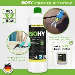 BiOHY Teppichreiniger für Waschsauger 1l