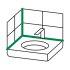 OTTOSEAL S100 Premium-Sanitär-Silikon 310ml C18 sanitärgrau