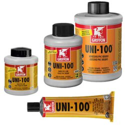 Griffon UNI-100 Kleber für PVC-Rohre