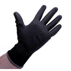 Ulith Arbeitshandschuhe 1 Paar in schwarz Größe S