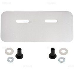 Schallschutzset für Waschtisch 65cm