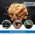 kör4u Premium Anzündwolle für Kamin, Ofen, Grill 1kg